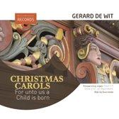 Gerard De Wit - Christmas Carols