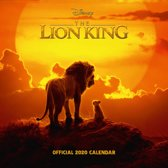 Lion King Kalender 2020