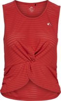 Only Play Polya Training Top Dames Sporttop - Flame Scarlet - Maat XS