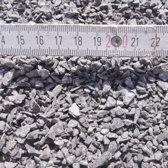Basalt Split Zwart 2/5mm - Big bag 1500kg 1m³