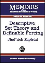 Descriptive Set Theory and Definable Forcing