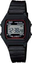 Digitaal horloge van het merk Q&Q met licht ,L116J001Y