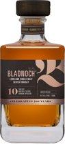 Bladnoch 10 Years Lowland Single Malt - 70 cl