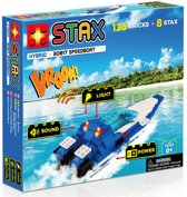 STAX Hybrid Speedboat bouwen met licht en geluid