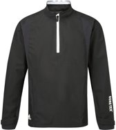 Adidas Golf Jack Paclite Gore-tex Korte Rits Heren Zwart Mt 2xl
