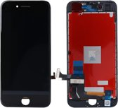 Apple iPhone 8 LCD en Touchscreen  Scherm Zwart  (OEM)
