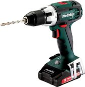 Metabo BS18 LT Accuboormachine - 18V - incl. 2 accu's