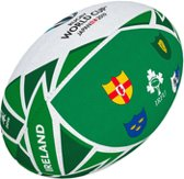 Gilbert Rugbybal Rugby World Cup Ierland maat mini
