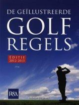 De geïllustreerde golfregels 2012-2015
