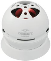 DBest - Bluetooth speaker & Hands-free microfoon ( Carkit ) wit