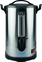Saro RVS koffie Percolator | 8.3 Liter | 44.3(h) x 26 Ø cm