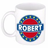 Robert naam koffie mok / beker 300 ml  - namen mokken