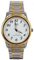 Q&Q heren horloge C210J800