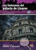 Los fantasmas del palacio de Linares Book + CD
