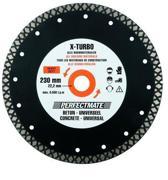 InterDynamics Diamantzaag Perfectmate 230mm X-Turbo