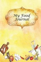 Monthly Food Journal
