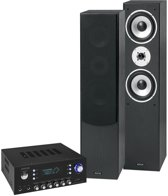 Stereo installatie - Fenton AV120FM-BT HiFi stereo installatie met Bluetooth en USB