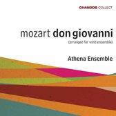 Mozart: Don Giovanni for Winds / Athena Ensemble