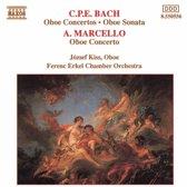 Bach C.P.E.:Oboe Concertos Etc