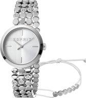 Esprit ES1L018M0015 Bliss Horloge - Staal - Zilverkleurig - Ø 30 mm