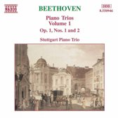 Beethoven: Piano Trios Vol 1 / Stuttgart Piano Trio