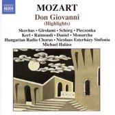 Mozart: Don Giovanni (Highl.)