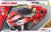 Meccano Ferrari GTB 488 Spider - Bouwset