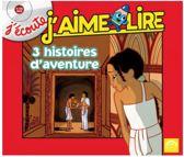 Jecoute Jaime Lire / 3 Histoires