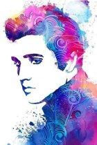 Diamond painting pakket ( full ) - Elvis Presley 40X50