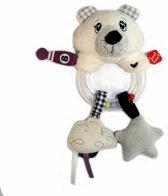 Label Label rammelaar ijsbeer Ijsbeer