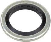 Onderlegring - Bonded Seal - 7,3x1,2x1 - Staal / NBR