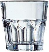 Arcoroc Tumbler 16cl Granity Stapelbaar ( Set van 6 )