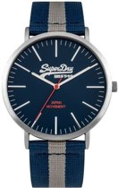Superdry oxford SYG183UE Mannen Quartz horloge