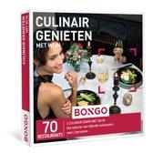 BONGO - Culinair Genieten met Wijn - Cadeaubon