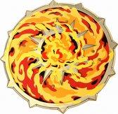 Ridderschild - Vuur