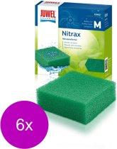 Juwel Nitrax M Compact - Filters - 6 x 9.5x9.5x4.8 cm Compact