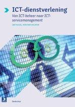 Boekomslag van 'ICT-dienstverlening'