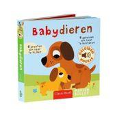 Boek cover Babydieren geluidenboekje van Marion Billet (Onbekend)