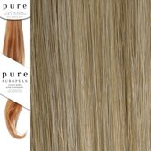 Pure Clip in Remy Hair Extentions 45 cm Colour P16/SB