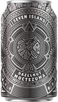 Seven Island Brewing - Moctezuma Imperial Stout Hazelnut version | 33cl