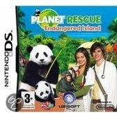 Planet Rescue: Endangered Island Nintendo DS