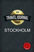 Travel Journal Stockholm