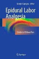 Epidural Labor Analgesia