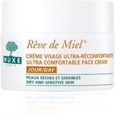 Nuxe Reve De Miel Ultra Kalmerende Gelaatscreme 50ml
