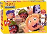 Maya : puzzel met poster - 50 st