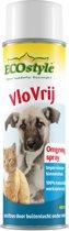 ECOstyle VloVrij Omgevingsspray - Vlooienbestrijding - 400 ml
