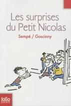 Les surprises du Petit Nicolas (Histoires inedites 5)