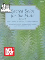 Sacred Solos for the Flute, Volume 2