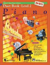 Alfred's Basic Piano Library Top Hits! Duet Book, Bk 2