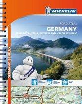 Michelin Germany/Austria/Benelux/Switzerland Atlas